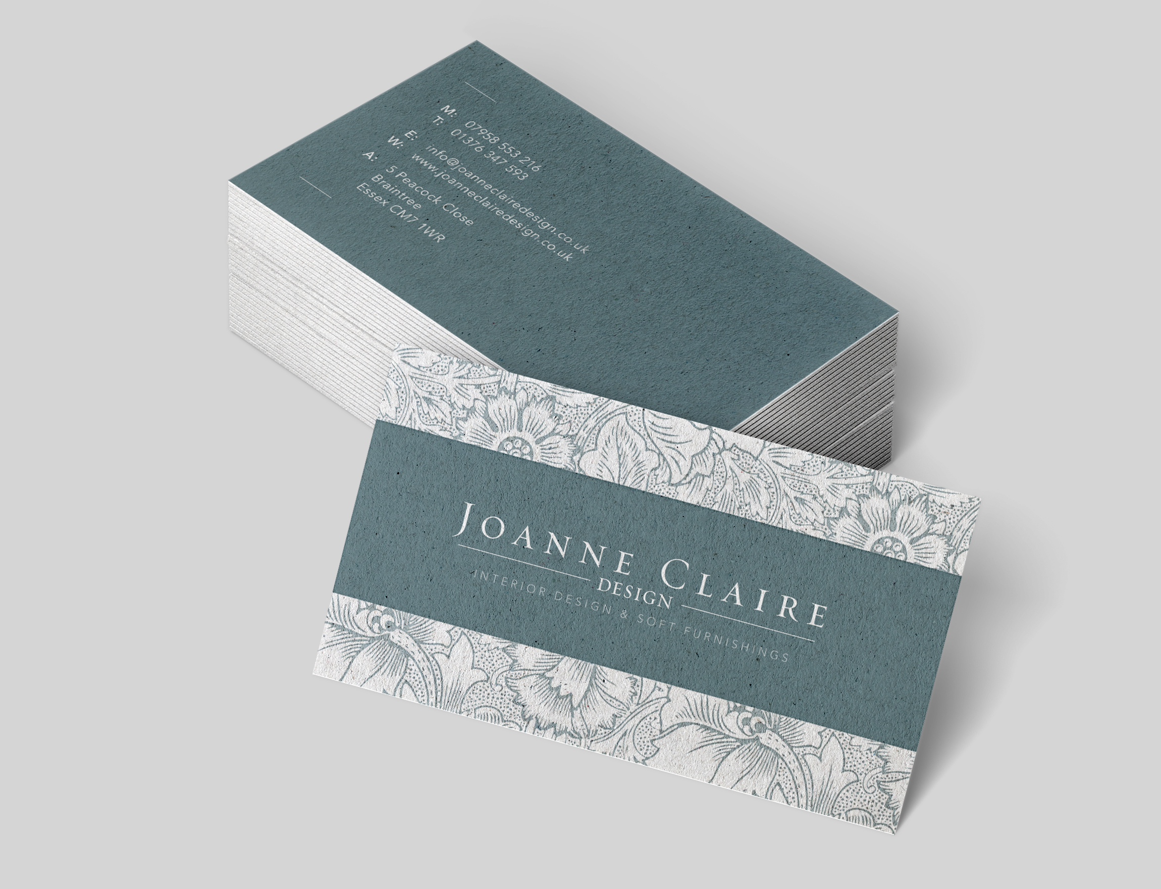 Joanne Claire Design \ Business Cards