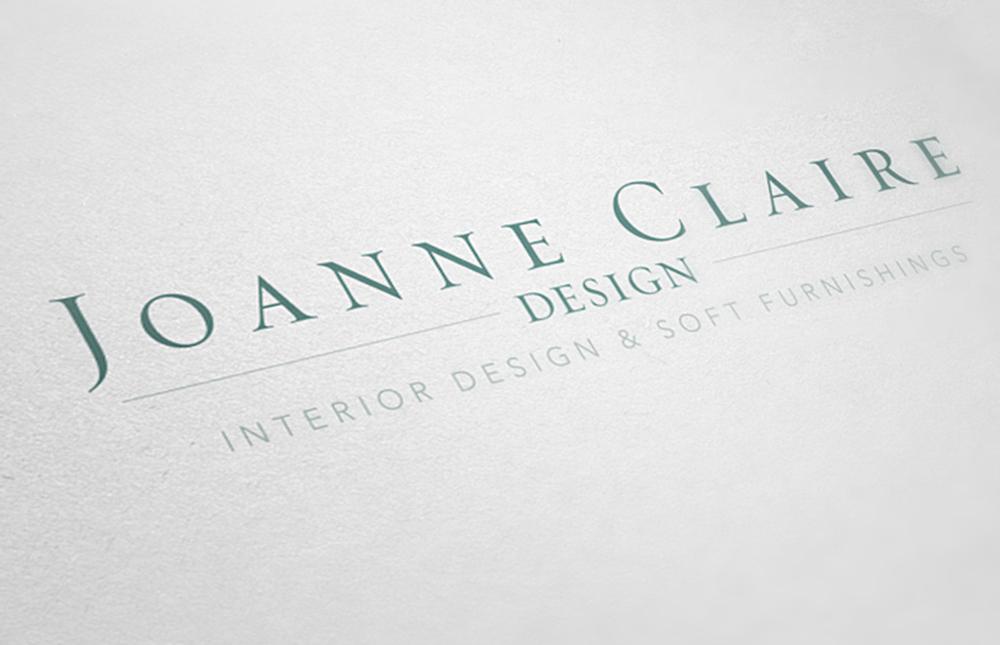 Joanne Claire Design logo