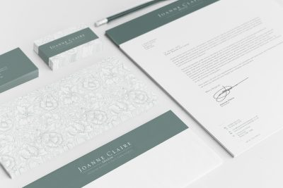 JCD - Stationery Design