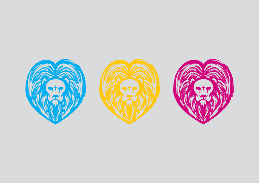 Leo Qwest, Logo Design Colours